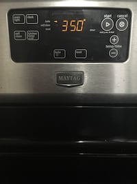 Maytag glasstop stove and confection oven Tacoma, 98445