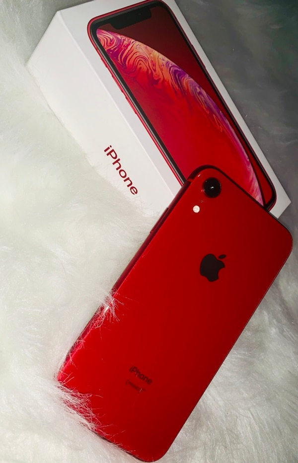 Brand new iPhone XR 128g