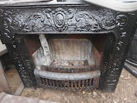 Old fire place insert London