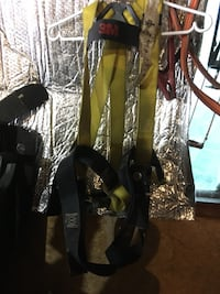 Two fall arrest harnesses one lanyard Edmonton, T5G 2A5