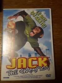 Boîtier DVD Jack The Champion Tourcoing, 59200