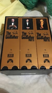 The godfather collection VHS series Winnipeg, R2V 0C9