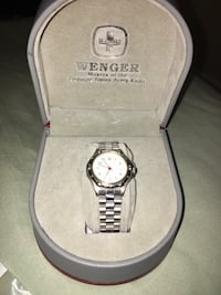 Authentic woman's Swiss army watch Brant, N0E