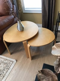 Nesting side tables  Vaughan, L4H
