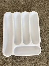 white plastic container with lid Denver, 80247