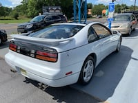 Nissan - 300ZX - 1996 Red Bank