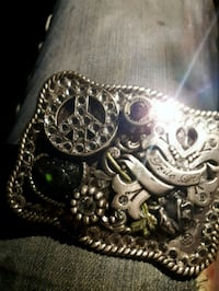 Heavy High Quality Belt Buckle
