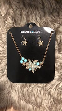 Necklace and earring set  Mississauga