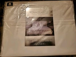 Renaissance cotton sheets queen