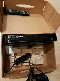 Rogers next box with remote plug Manual  Vaughan, L4H 1M2