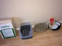 Pet supplies (litter box, bedding etc) Barrie, L4M 7C3