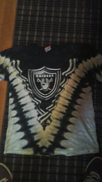 Oakland raiders tye dye shirt Los Angeles, 90028