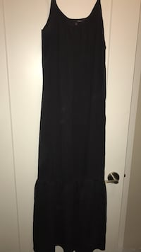 Dex new long black dress medium