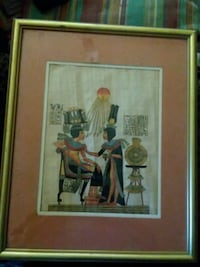 brown wooden framed painting of people Harpers Ferry, 25425