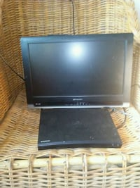 tv with built in DVD player works great  Akron, 44307