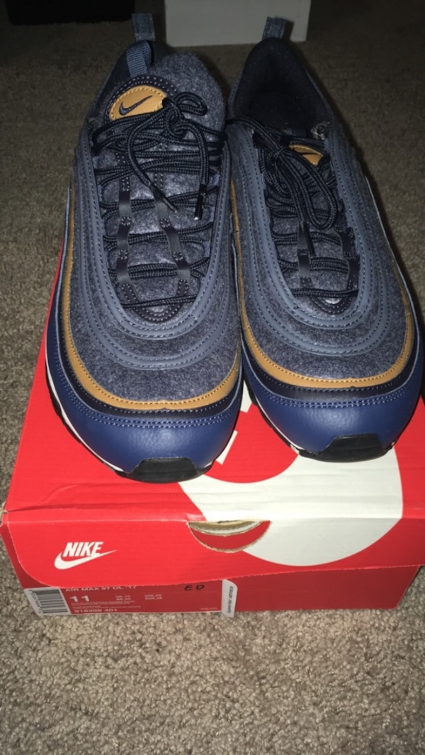 7c14d580fcc6 Used Nike air max 97 Size 11.5 10 10 condition  200 OG Box for sale ...