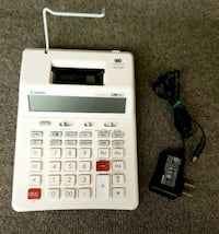 Canon 12-digits Printing Calculator  Vancouver
