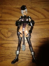female anime character action figure Dallas, 75211