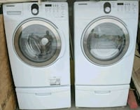 Full Size Samsung Washer AND Dryer  Alexandria, 22303
