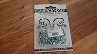 Chromag traction pins for bike pedals   Portland