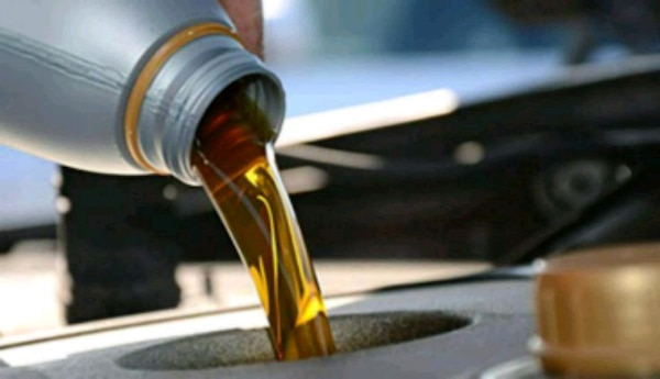 Oil change at your place