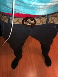 Authentic Gucci belt  St Catharines, L2N 3H9
