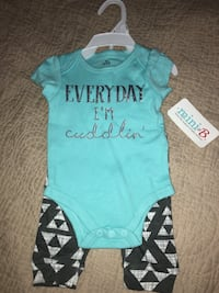 3 month Baby Outfit Jurupa Valley, 92509