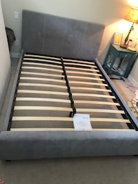 Sandton Queen bed and frame