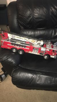 Toy firetruck Tampa, 33617