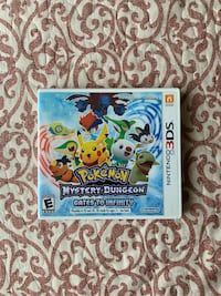 Pokémon Mystery Dungeon: Gates To Infinity (Nintendo 3DS Game) Oxon Hill, 20745