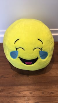 Large emoji from Justice store London, N6B