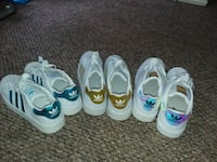 Adidas size 7.5, 8, 8.5 Wilkes-Barre, 18702