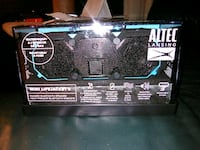 black and blue Altec portable speaker Toronto, M3L 2K8