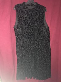 Formal velvet dress size 20w Tinley Park, 60477