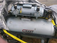 GAST OILLESS COMPRESSOR