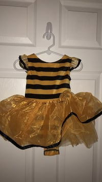 Bumble bee dress Clarksburg