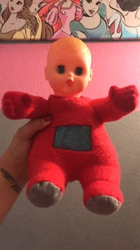 red and black plush toy Spring Valley, 91977