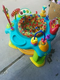 Oball Bounce-O-Bunch Activity Center