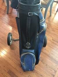 Very nice golf bag with clubs included  Mundelein, 60060