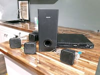 black Philips home theater system Guelph, N1E 0A2