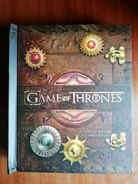Game Of Thorones pop UP 3D Kitap pazarlık kabul Girne Mahallesi, 34852