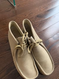 Men's Clarks shoes Mississauga, L5M 0E8