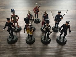 Collectible Lead Soldiers