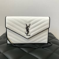 Saint Laurent YSL Small Wallet on chain  Toronto, M5H