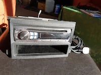 Alpine cd receiver with apple control cable Calgary, T2K 5S5