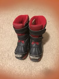 BOYS WINTER BOOTS Size 11 Occoquan, 22125
