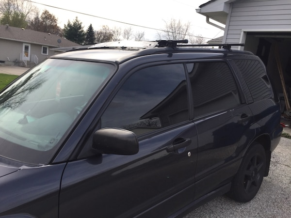Inno Roof Rack >> Inno Roof Bars And Fairing