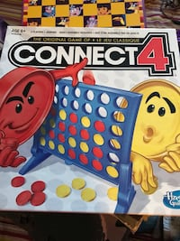 15.00 each have 2 connect 4 games