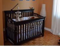 Nursery Set: crib, pottery barn sheets, glider, more! Vaughan, L0J