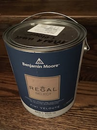 Benjamin Moore Regal Select can Vaughan, L4H 0X6